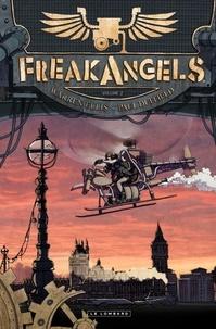 Warren Ellis et Paul Duffield - Freak Angels Tome 2 : .