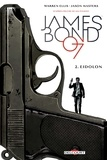 Warren Ellis et Jason Masters - James Bond Tome 2 : Eidolon.