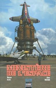 Warren Ellis et Chris Weston - Ministère de l'espace.