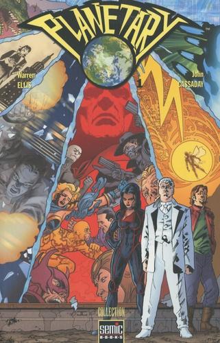 Warren Ellis et John Cassaday - Planetary N°1 : Tout autour du monde et autres histoires.