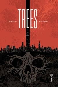 Warren Ellis et Jason Howard - Trees Tome 1 : En pleine ombre.