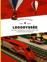 Era-circus.be Legodyssée - Bolides, vaisseaux et autres véhicules à construire en briques Image