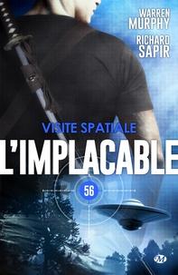 Warren Murphy et Richard Sapir - Visite spatiale - L'Implacable, T56.
