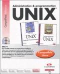 Warren W. Gray et Evi Nemeth - Administration et programmation Unix Coffret en 2 volumes : Guide de l'administrateur ; Programmation Unix. 2 Cédérom