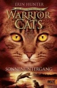 Warrior Cats Staffel 2/06. Die neue Prophezeiung. Sonnenuntergang.