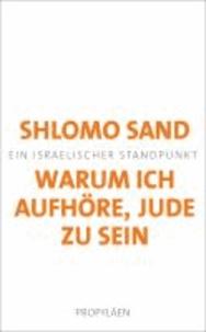 Warum ich aufhöre, Jude zu sein - Ein israelischer Standpunkt.