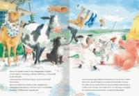 Was macht das Schwein im Schneeanzug? - Das große Jahreszeiten-Kuddelmuddel.