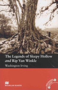 Washington Irving - Legends of Sleepy Hollow and Rip Van Winklend.