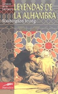 Washington Irving - Leyendas de la Alhambra.