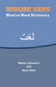 Wasim Salaamat and Nazia Rizvi - English / Urdu Word to Word Dictionary - Wasim Salaamat and Nazia Rizvi.