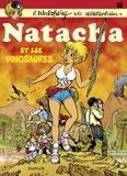 Wasterlain et  Walthéry - Natacha - Tome 18 - Natacha et les dinosaures.