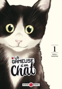 Wataru Nadatari - La gameuse et son chat Tome 1 : .