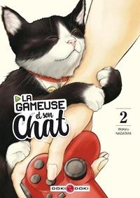 Wataru Nadatari - La gameuse et son chat Tome 2 : .
