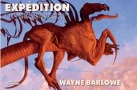 Wayne Douglas Barlowe - Expédition - Carnets de notes, de croquis et de peintures relatant l'exploration de 2358 après J.C. de l'exoplanète Darwin IV.