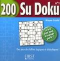 Wayne Gould - 200 Su Doku - N°1.