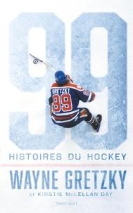 Wayne Gretzky - 99 histoires du hockey.