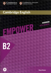 Wayne Rimmer - Cambridge English Empower B2 - Upper Intermediate Workbook with Answers.