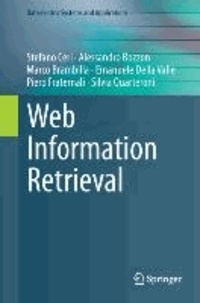 Web Information Retrieval.