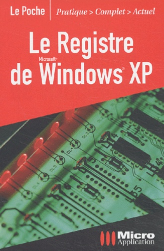 Webastuces SARL - Le registre de Windows XP.