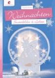 Weihnachten - Fensterbilder & Lichter.