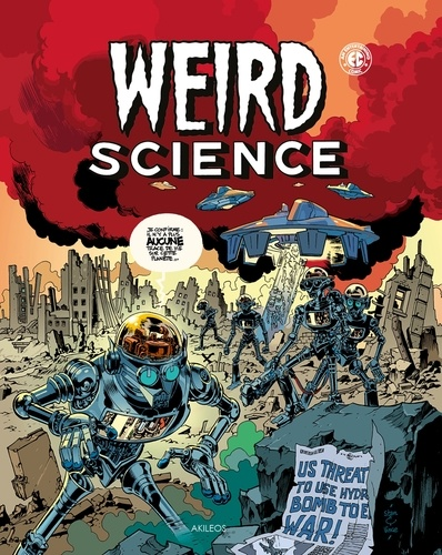 Feldstein - Weird Science T1 - Tome 1.