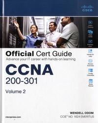 Wendell Odom - CCNA 200-301 Official Cert Guide - Volume 2.