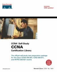 Wendell Odom - CCNA exam 640-607: preparation library.