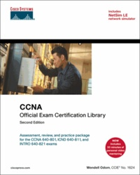 Wendell Odom - CCNA Official Exam Certificarion Library 2nd Edition.