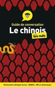 Deedr.fr Guide de conversation chinois pour les nuls Image