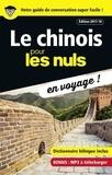 Wendy Abraham - Le chinois pour les nuls en voyage !.