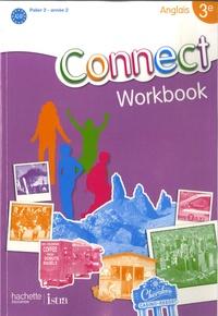Wendy Benoit et Martine Jobert - Anglais 3e Connect - Workbook.