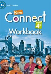 Wendy Benoit et Ghyslaine Lasbleiz - Anglais 4e A2 New Connect - Workbook.