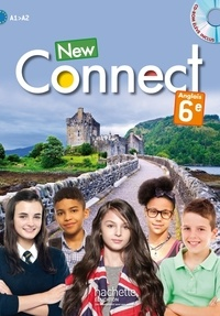 Wendy Benoit et Pascal Bouvet - Anglais 6e A1-A2 New connect. 1 DVD