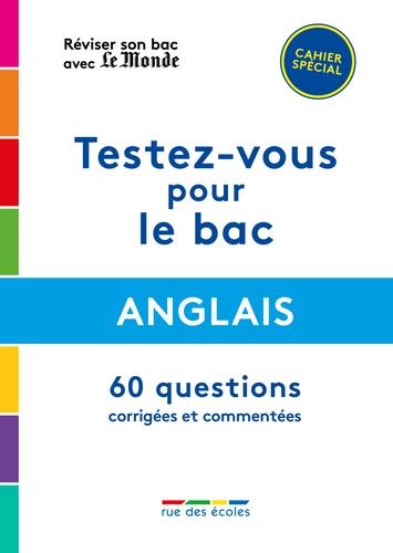 Anglais Tle séries L, ES, S  Edition 2020