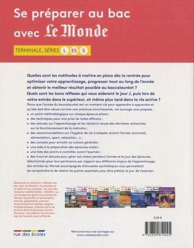 Se préparer au Bac avec Le Monde. Terminale, séries L, ES, S  Edition 2020