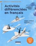 Wendy Conklin - Activités différenciées en français.
