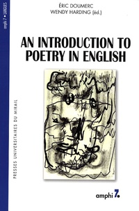 Wendy Harding et Eric Doumerc - An introduction to poetry in english.