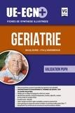 Wendy Jourde et D'Arcy Vandenberghe - Gériatrie.