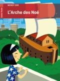 Wendy Orr - L'arche des Noé.
