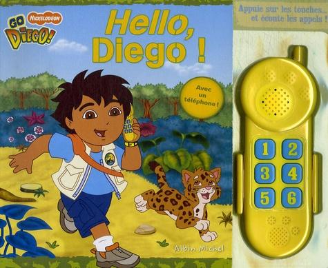 Wendy Wax et  A&j studios - Hello, Diego !.