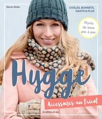 Wenke Müller - Hygge - Accessoires au tricot. Châles, bonnets, gants & plus.