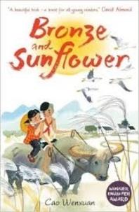 Wenxuan Cao - Bronze and Sunflower.