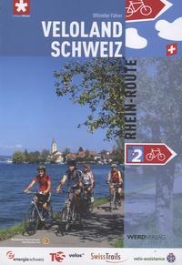 Werd Verlag - Veloland Schweiz - Offizieller Führer.