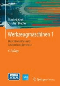 Werkzeugmaschinen 1 - Maschinenarten und Anwendungsbereiche.