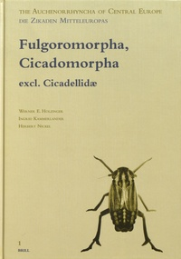 The Auchenorrhyncha of Central Europe Die Zikaden Mitteleuropas - Volume 1, Fulgoromorpha, Cicadomorpha excl. Cicadellidae.pdf