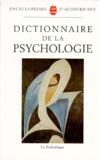 Werner Frohlich - Dictionnaire de la psychologie.