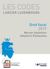 Werner Haslehner et Aiketerini Pantazatou - Droit fiscal.