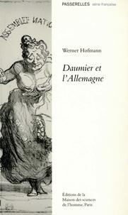 Werner Hofmann - Daumier et l'Allemagne.
