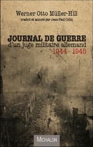 Era-circus.be Journal de guerre d'un juge militaire allemand 1944-1945 Image