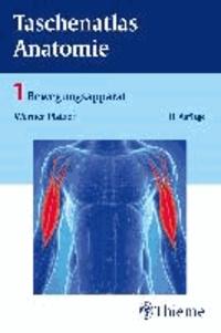 Blackclover.fr Taschenatlas Anatomie 01. Bewegungsapparat Image